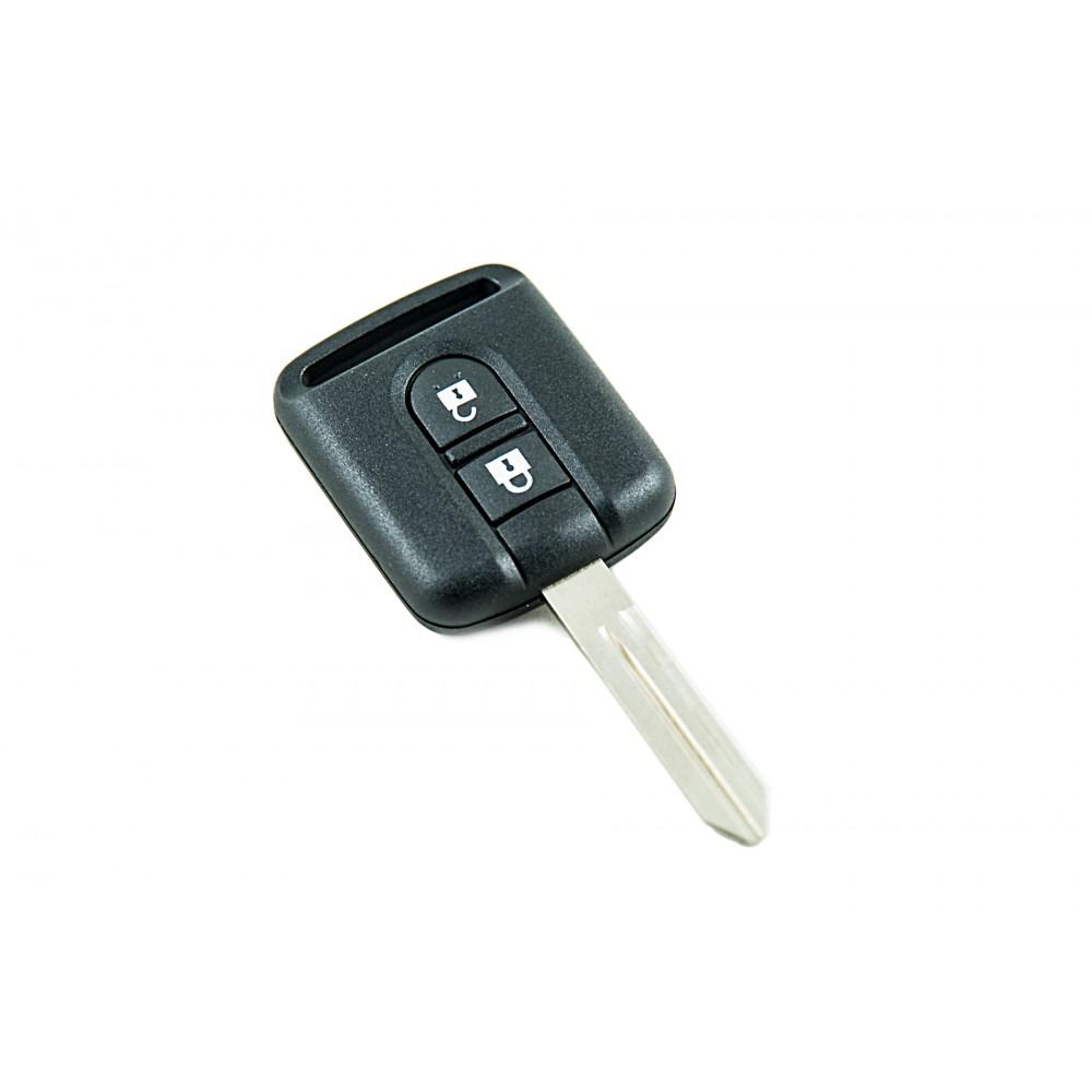 Kέλυφος κλειδιού για Nissan 350Z/Murano/Terrano/X-Trail