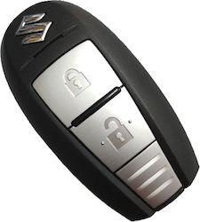 Τηλεχειριστήριο Suzuki με 2 Κουμπιά SmartKey