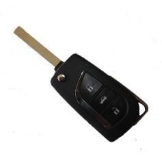 TOYOTA IMMOBILIZER KEYS