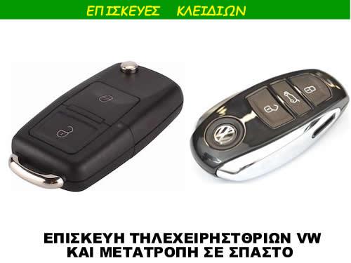 VW ΤΗΛΕΧΕΙΡΙΣΤΗΡΙΑ